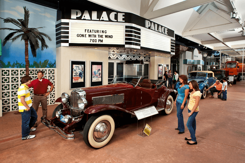 Image of National Automobile Museum