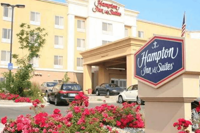 Hampton Inn & Suites - Reno