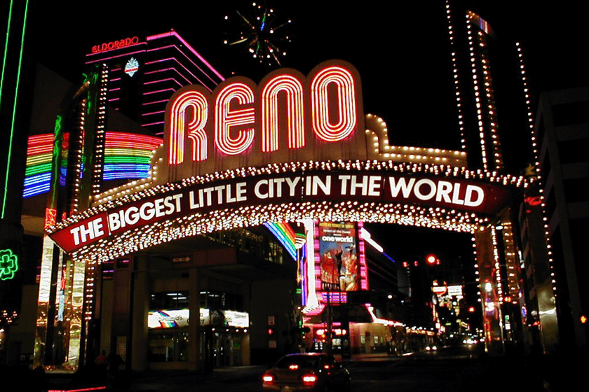 Image of The Reno Arch